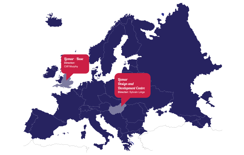 Offshore Software Development in Europe, Hungary - Infographics