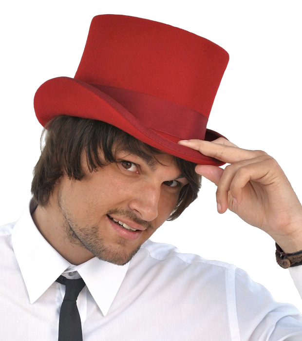 Red thinking hat for software development